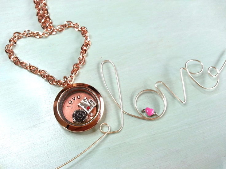 Show your love - South Hill Designs Locket
