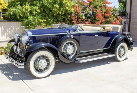 1931 Buick Series 90 Roadster