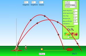 Projectile Motion online lab! Harness students' interest in Angry Birds to show them how physics is key to successful games.