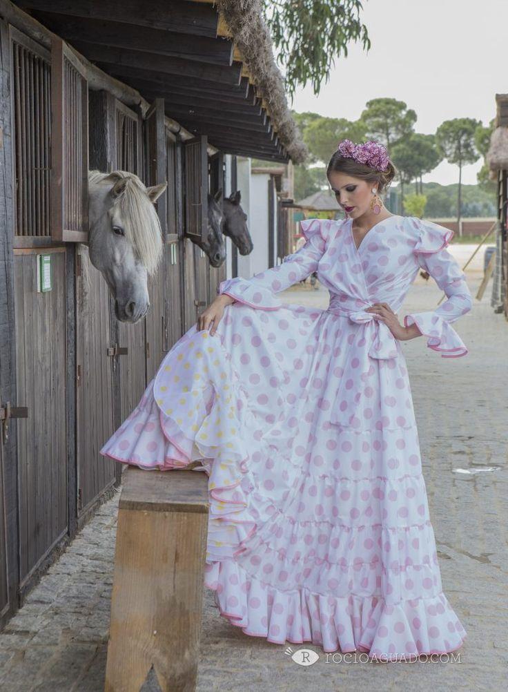 Manuel Zerpa, trajes de flamenca para el camino.