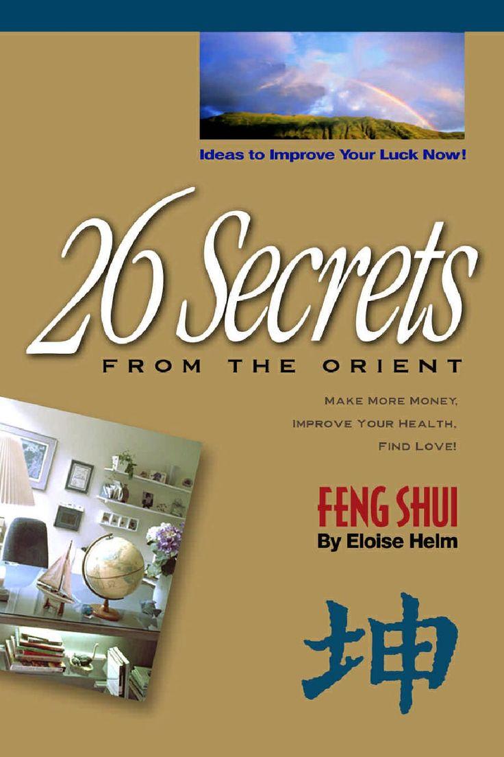 26 secrets of feng shui                                                                                                                                                                                 More