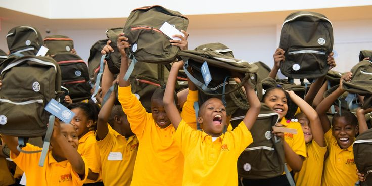 State Give Back Packs. Every purchase makes a difference. A Brooklyn company that is giving back.