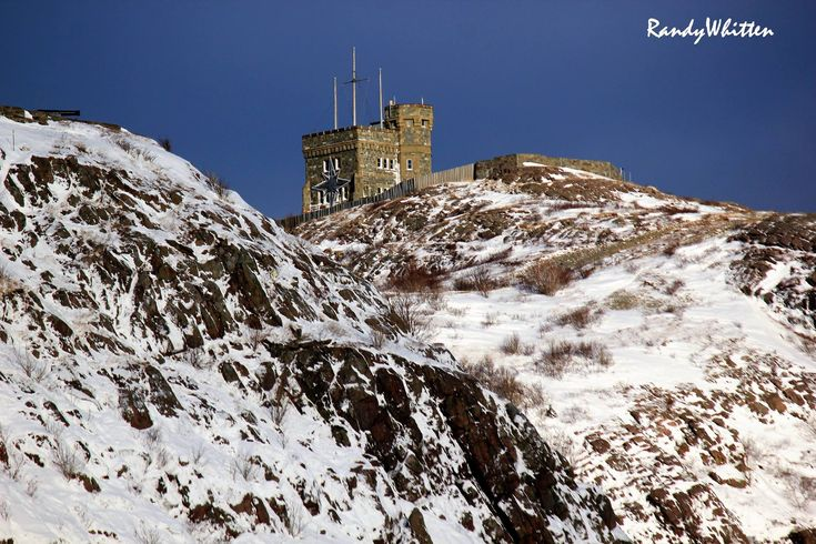 Cabot Tower, Signal Hill St. John's