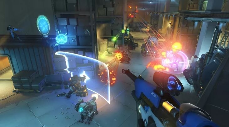 Overwatch's upcoming PC patch will improve tick rate: Overwatch's upcoming PC patch will improve tick rate:…