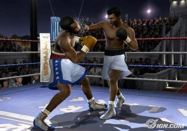 Fight Night 2004 (PS2)