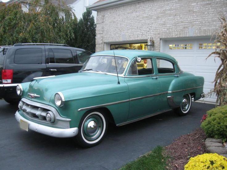 149 best images about 1953 chevrolet bel air on pinterest for 1953 chevrolet belair 4 door sedan