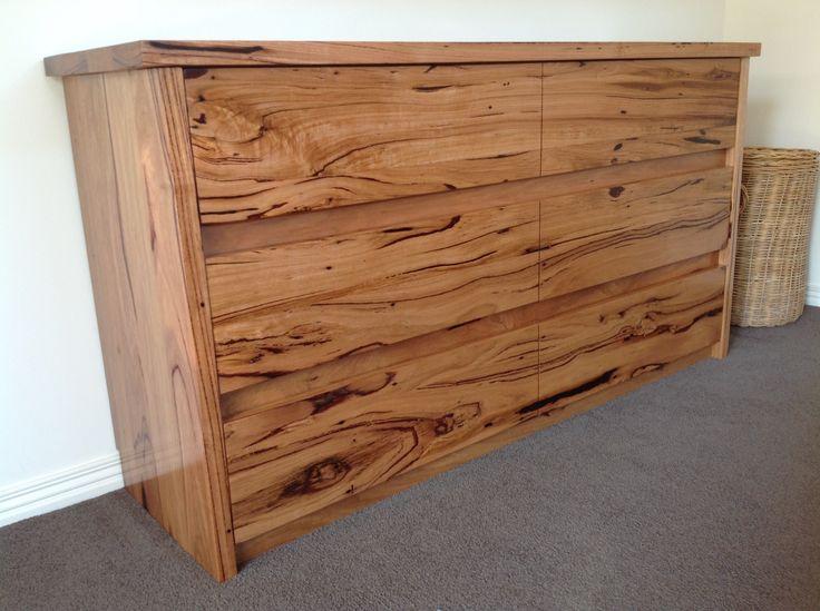 Recycled Hardwood Timber dresser