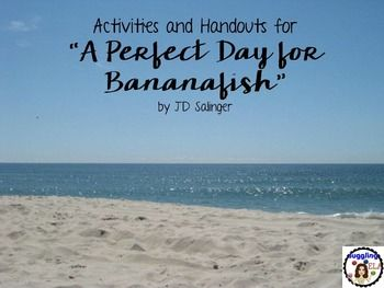 SparkNotes A Perfect Day for Bananafish Plot Overview