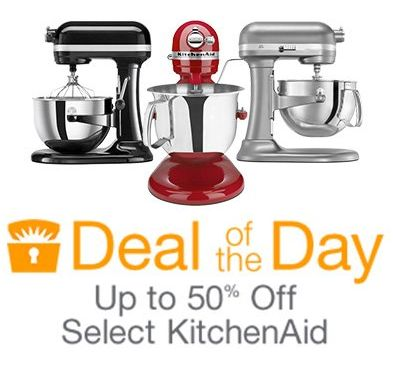 KitchenAid Sale 50% OFF Select Items!! - http://couponingforfreebies.com/kitchenaid-sale-50-select-items/