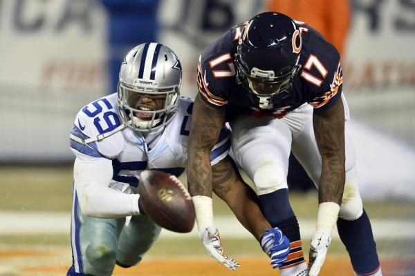 The Chicago Bears are not expected to use the franchise tag again on wide receiver Alshon Jeffery, according to reports Monday.