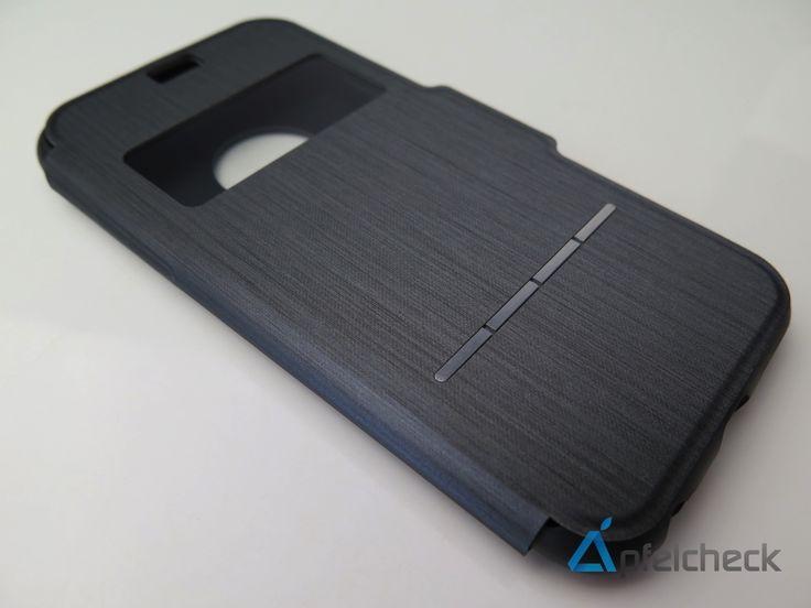 nice Review - Moshi SenseCover - iPhone 6 & 6 Plus Case mit Standfunktion und Metallleiste für die Annahme von Anrufen im geschlossenen Zustand