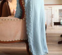 Botanica knitted blanket. #Knitting #Blanket #Craft #SouthAfrica