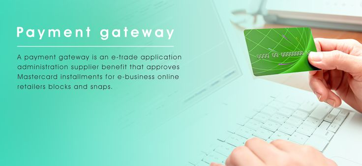 A payment gateway is an e-trade application administration supplier benefit that approves Mastercard installments for e-business online retailers blocks and snaps.