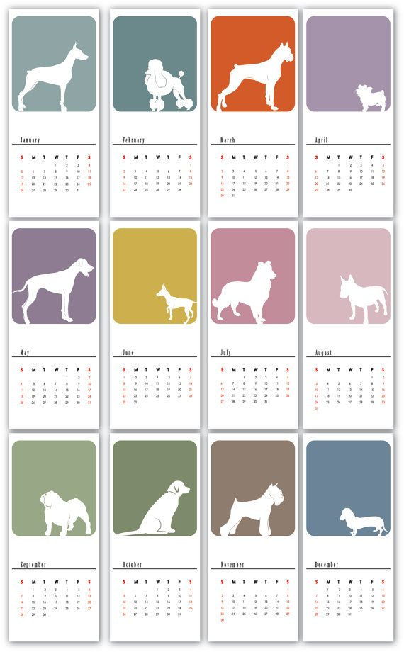 269 best calendar images on Pinterest | Calendar design, Calendar ...