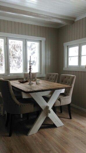 Norwegian cabin norsk hytte