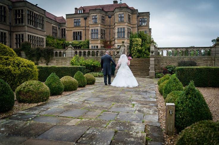 Herts Wedding Photography At Fanhams Hall Near Ware