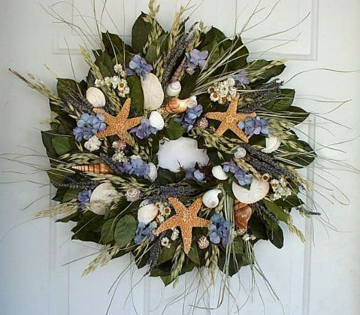 24 Best Images About Wreaths On Pinterest Starfish