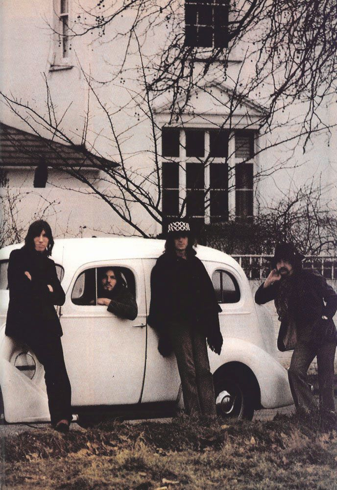 Pink Floyd - Pink Anderson and Floyd Council, early blues singers, were the two Americans who inspired the band's title.