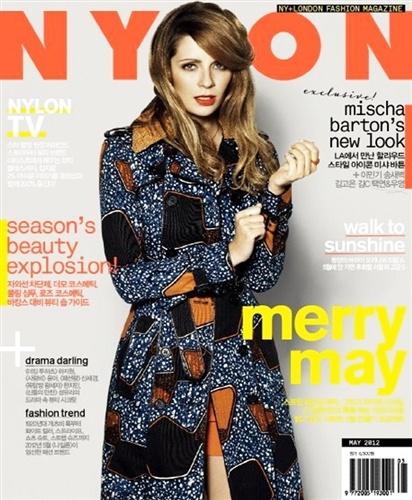 Nylon Magazine May 2012