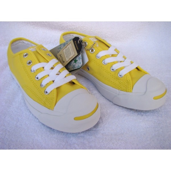 Converse Shoes Yellow Chuck Taylor All Star Classic Low