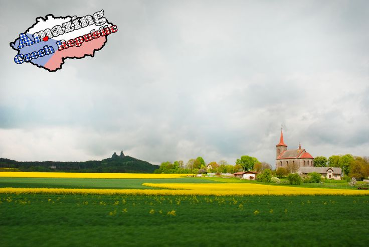 Czech Republic looks gold in May thanks to the many rape plants' fields. But its a golden country also when it comes to its royal history or sports. Read more at: http://amazingczechrepublic.blogspot.com/2015/06/czech-republic-golden-country.html