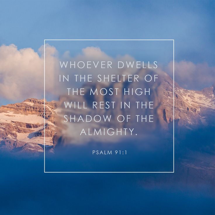 """""""Whoever dwells in the shelter of the Most High will rest in the shadow of the Almighty."""" Psalm 91:1 NIV #ShelterOfTheMostHigh #Psalms #MostHightGod #psalms91 #Bible #WordOfGod #Scripture #BibleVerse #wordoftheday #StrongTower #GodsWord #dailyinspiration #faith #ShadowOfTheAlmighty #Hope #Redeemed #JesusSaves #Savior #UnitedFaithChurchBarnegatNJ"""