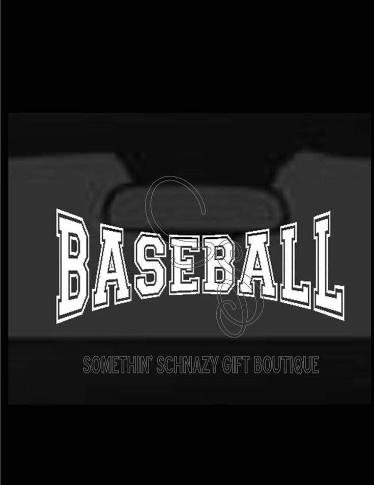 Baseball car decal baseball car decals baseball vinyl