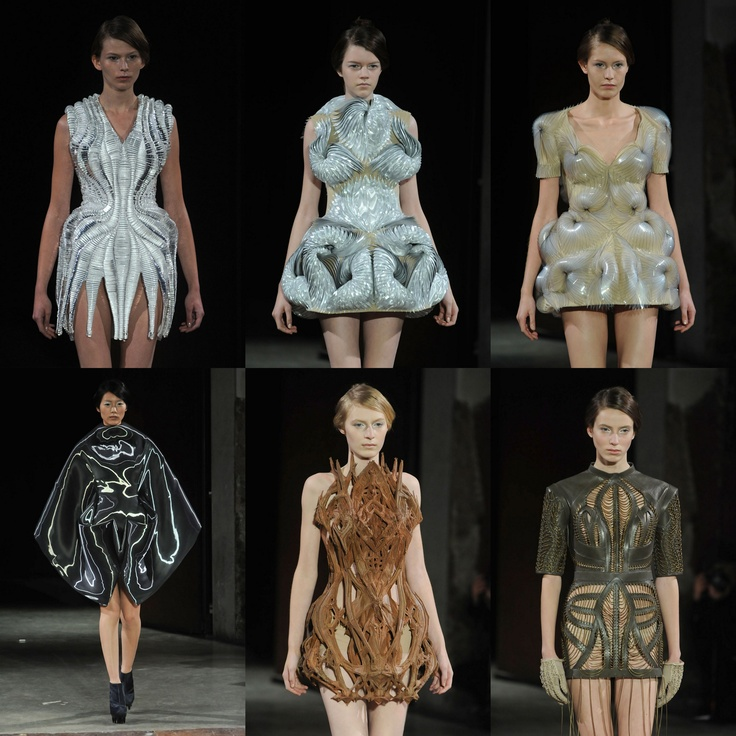 3d Printed Runway Obsession 3d Printing Pinterest