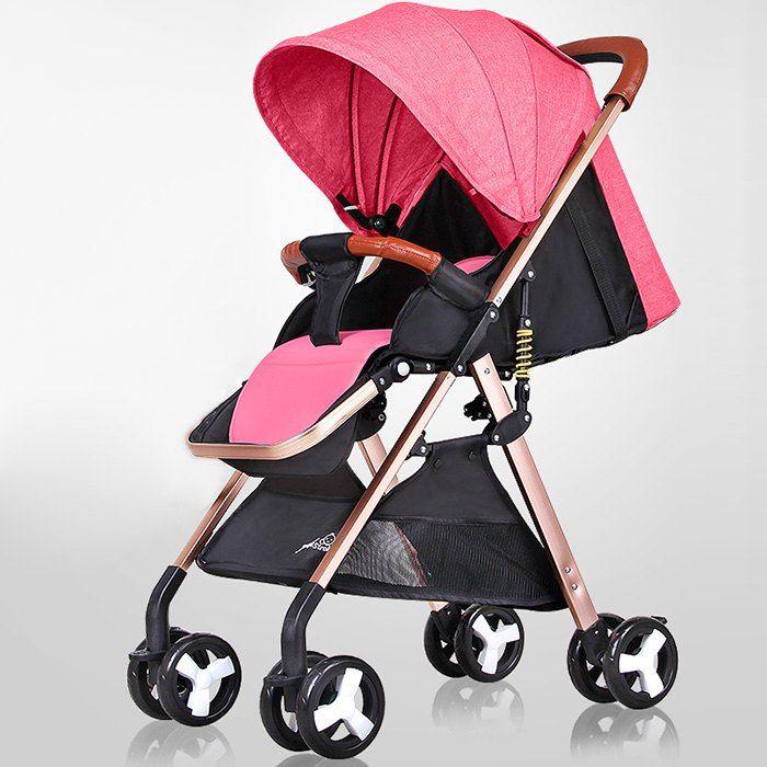 Yiku Yk509 Shock Absorption High Landscape Baby Stroller Ad Sponsored Shock Absorption Yiku Baby Stroller Baby Strollers Stroller Pram
