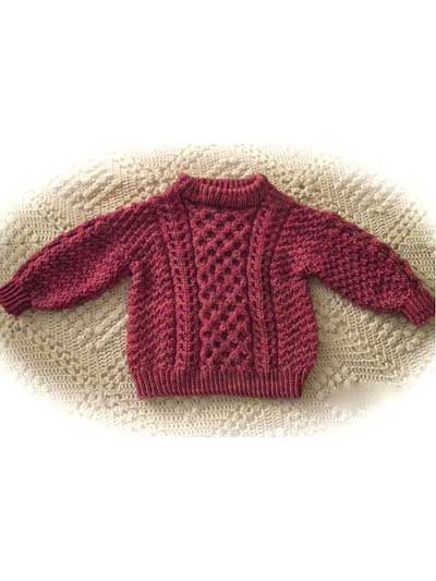 Knitting Irish Stitches : 29 best Irish Knit and Lots of Cables Items images on Pinterest