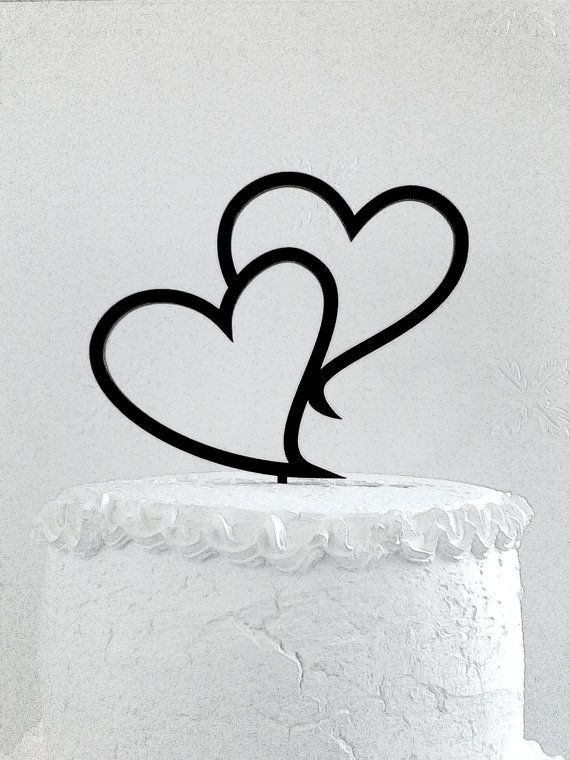 Cake Topper Custom Wedding Cake Topper от CakeTopperDesign
