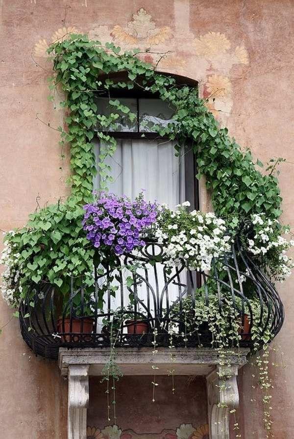Juliet Balcony Ideas Small Decoration Romantic