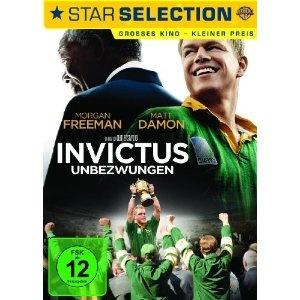 Morgan Freeman spielt eindrucksvoll Nelson Mandela. Das neue Südafrika gewinnt die Rugby WM.: Film, Morgan Freeman, Matt Damon, Favorite Movies, South Africa, Nelson Mandela, Book, Clint Eastwood