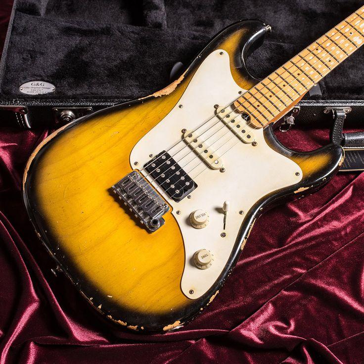 8 besten Guitarras Eléctricas Bilder auf Pinterest | Elektrische ...