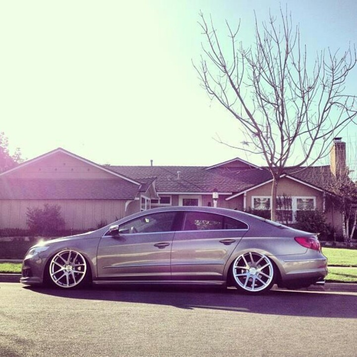 VW CC. I want this so badly.