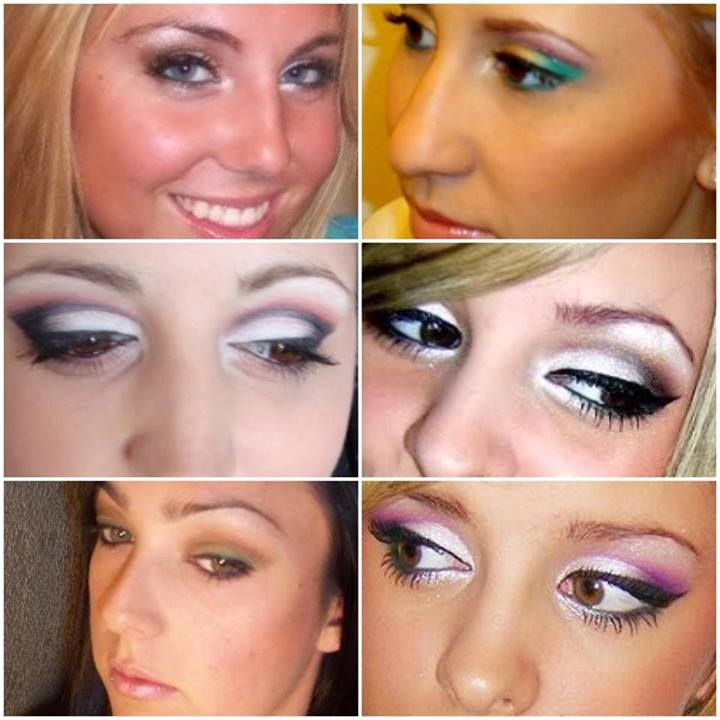 Do you like these cool makeup looks?