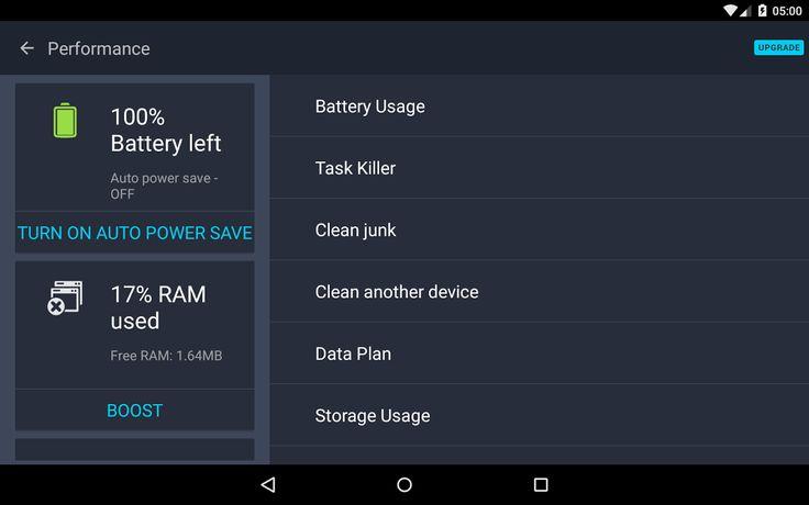 Tablet AntiVirus Security FREE- screenshot