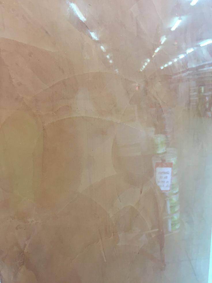 Grassello finish by the render man using Antica signoria