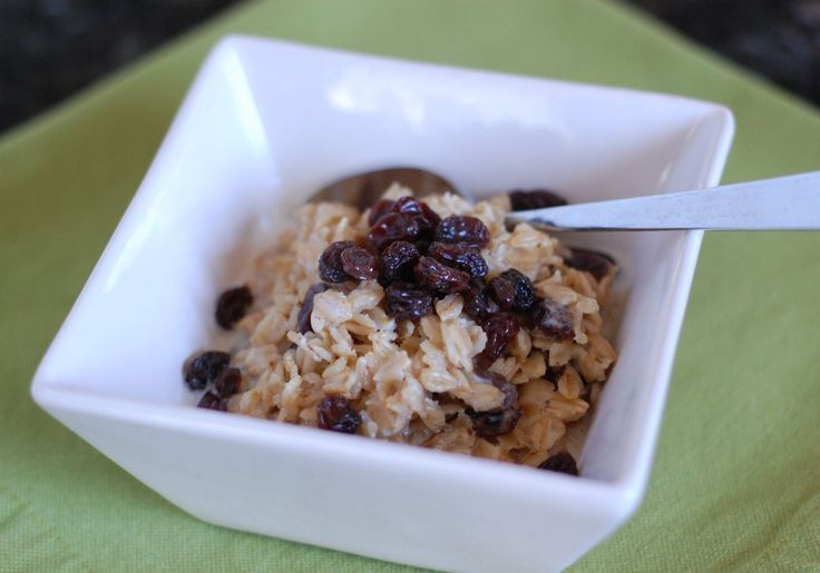 Recipe: Oatmeal  I made this. The girls and I loved it. Our old way of sweetening oatmeal was brown sugar. I like this much better and I am happy to know it is better for my family too.
