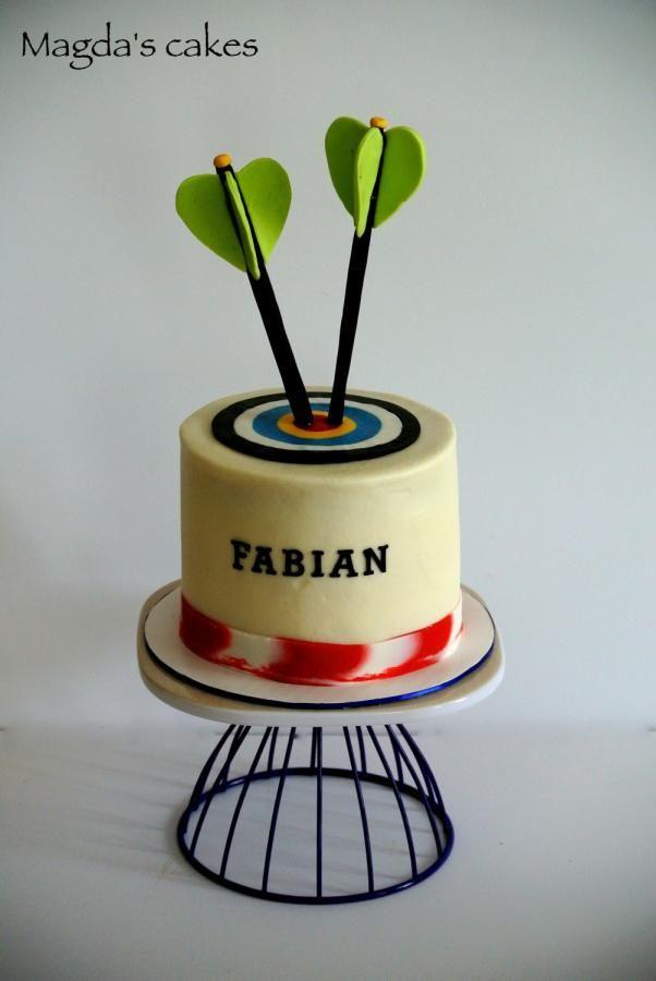 Archer - Cake by Magda