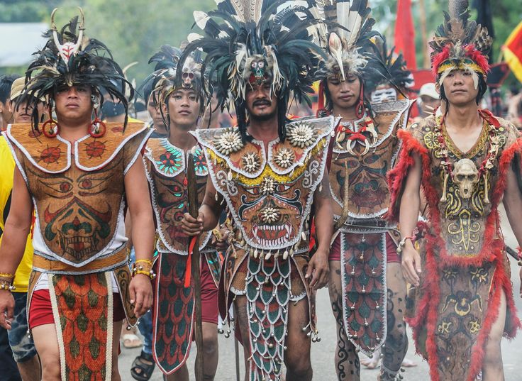 Kalimantan Dayak in Indonesia by Hafiz Ismail on 500px