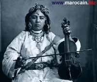 La Kamanja - Instrument de musique marocaine