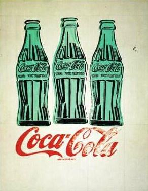 """""""팝 아트는 코카콜라 같은 것이다!    돈을 더 낸다고 더 좋은 콜라를 마실 수 있는 것은 아니다.    돈을 더 내면 수가 많아지지 내용이 좋아지지는 않는다.    누구나 같은 것을 마신다.    대통령이 마시는 콜라나    엘리자베스 테일러가 마시는 콜라나    길거리의 건달이 마시는 콜라나    모두 같은 것이다!!!    근엄하지 않고 평등하고 쉽다!"""" '일상의 모든 것이 예술의 소재가 될 수 있다'    고 말한 앤디 워홀의 '예술 철학' 이다."""