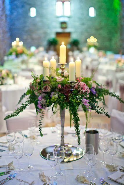 Best candelabra flowers ideas on pinterest