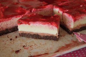 an deze taart is, is dat hij naast ontzettend lekker, ook nog eens geheel verantwoord is! Natuurlijk heeft deze taart een hoog vet gehalte (...