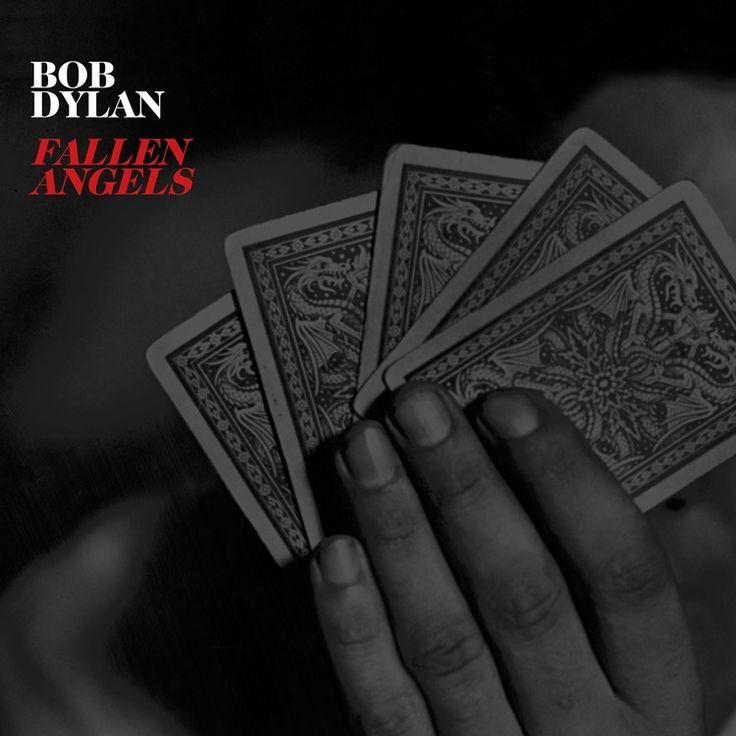 Bob Dylan - Fallen Angels on 180g LP May 20 2016
