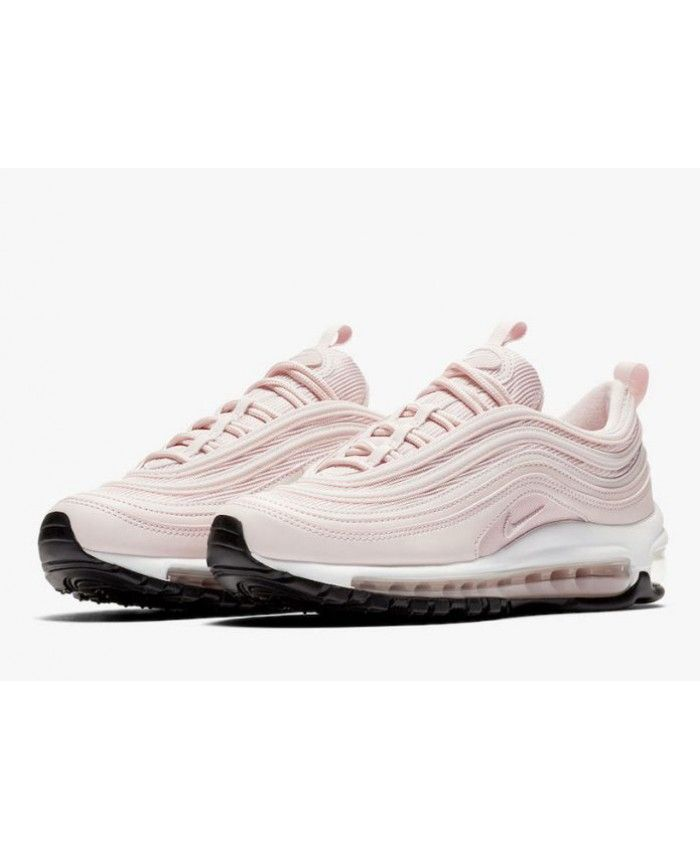 120f5241331c15 Women s Nike Air Max 97 Barely Rose Barely Rose Black