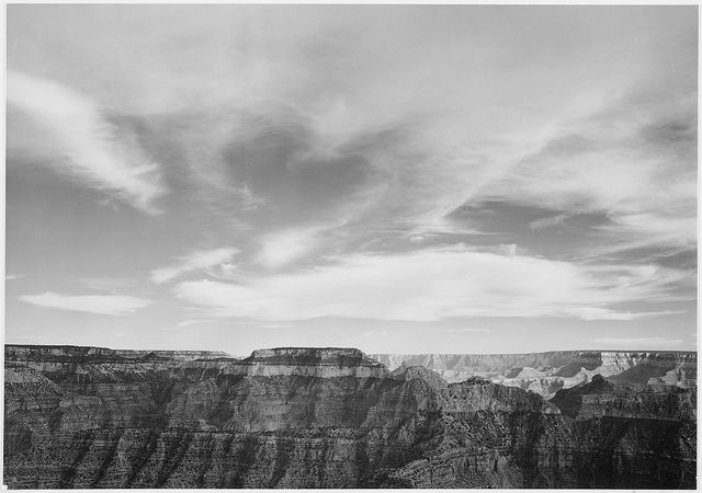 Grand Canyon National Park Arizona - Ansel Adams