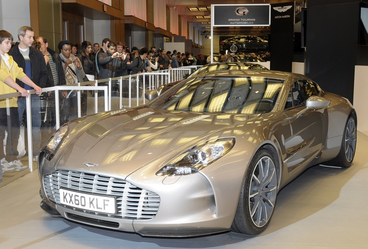 Aston Martin One-77 #AutoShow