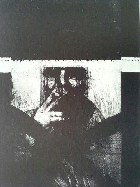 Roda serie retratos de un desconocido no 12